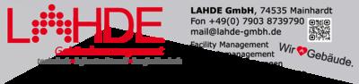 LAHDE GmbH